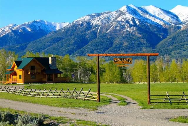 1 Dutchman Trail, Cameron, MT 59720 (MLS #362120) :: Carr Montana Real Estate