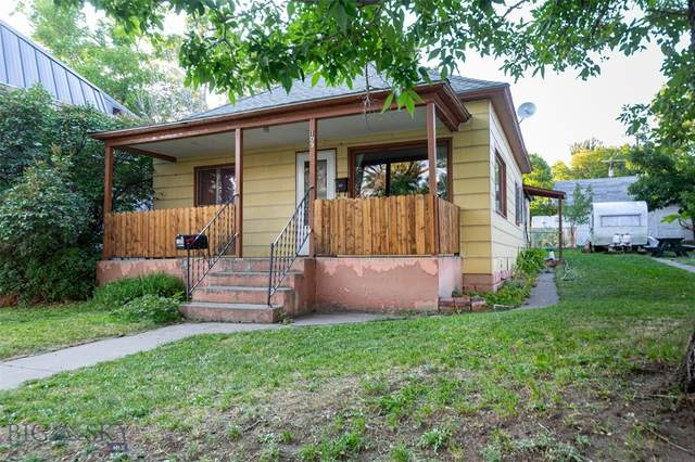 109 E Chinook Street, Livingston, MT 59047 (MLS #362121) :: Berkshire Hathaway HomeServices Montana Properties