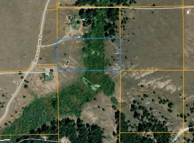 TBD Little Basin Creek Rd Assessor#584400 Road, Butte, MT 59701 (MLS #362124) :: Black Diamond Montana