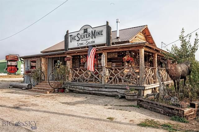 410 County Road, Wisdom, MT 59761 (MLS #362125) :: Montana Life Real Estate