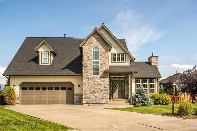 65 E Kimberly Court, Bozeman, MT 59718 (MLS #362126) :: Berkshire Hathaway HomeServices Montana Properties