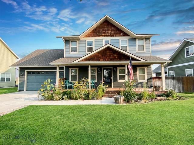 1410 Wyoming Street, Belgrade, MT 59714 (MLS #362127) :: Montana Life Real Estate