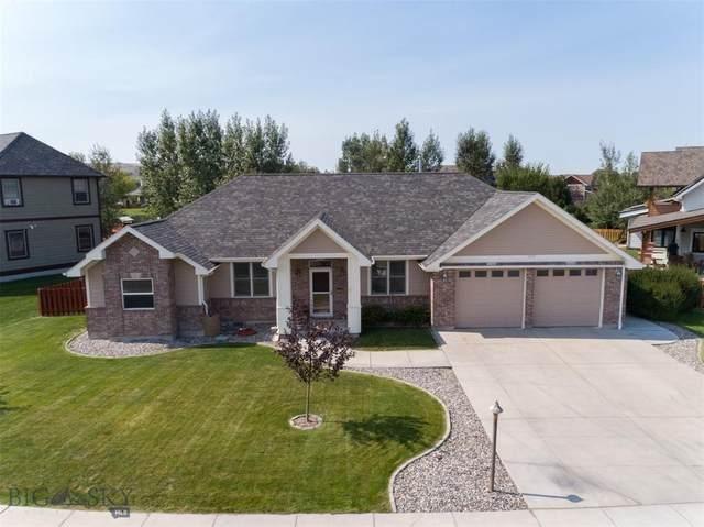 259 Morgan Creek Lane, Bozeman, MT 59718 (MLS #362130) :: Berkshire Hathaway HomeServices Montana Properties