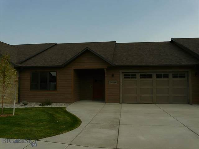 2403 B Birdie Drive, Bozeman, MT 59715 (MLS #362134) :: Carr Montana Real Estate