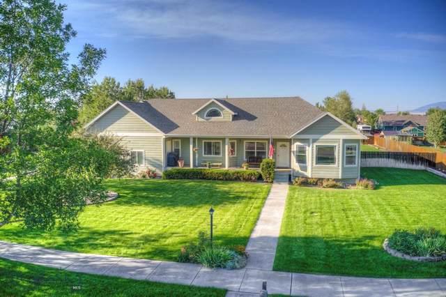 217 Stubble, Belgrade, MT 59714 (MLS #362137) :: Montana Life Real Estate