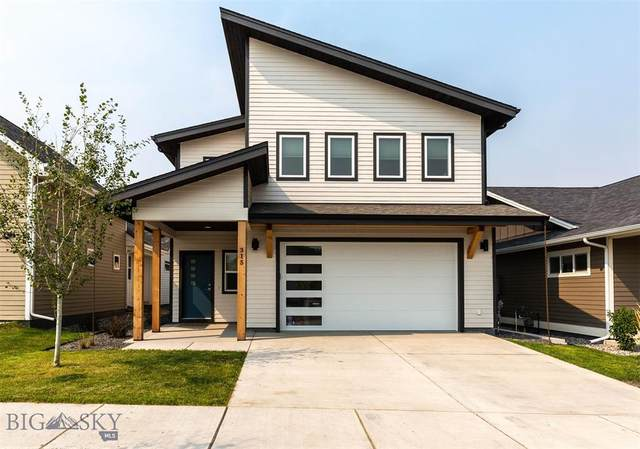 315 Westgate Avenue, Bozeman, MT 59718 (MLS #362140) :: Montana Life Real Estate