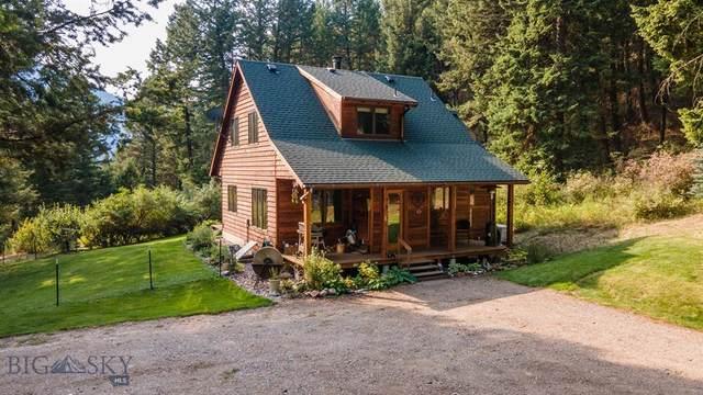 140 Swift River Lane, Gallatin Gateway, MT 59730 (MLS #362141) :: Montana Life Real Estate
