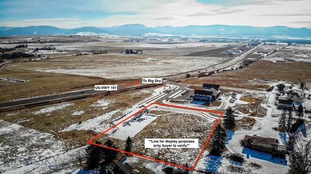 Lot 2, Bridge Distri Gallatin Road, Bozeman, MT 59715 (MLS #362146) :: Montana Mountain Home, LLC