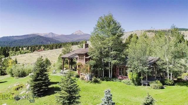 50 Washington Creek Road, McAllister, MT 59740 (MLS #362150) :: Hart Real Estate Solutions