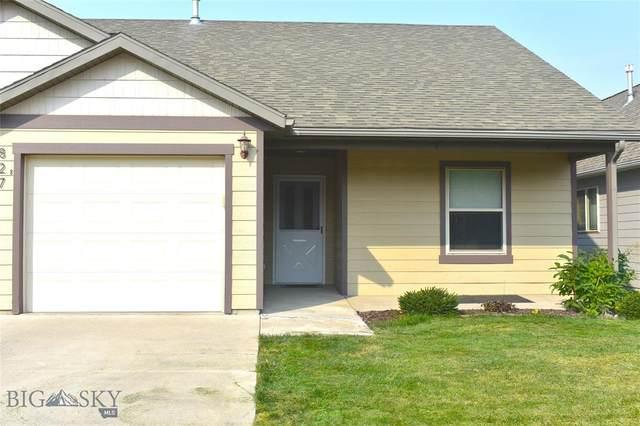 827 Rogers Way 827B, Bozeman, MT 59718 (MLS #362165) :: Montana Life Real Estate