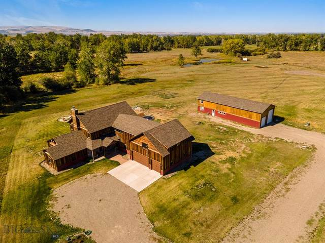 110 Newman Lane, Bozeman, MT 59718 (MLS #362168) :: Hart Real Estate Solutions