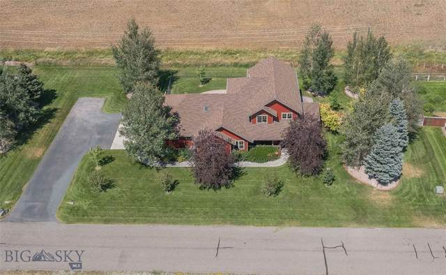 409 Old West Trail, Bozeman, MT 59718 (MLS #362182) :: Montana Life Real Estate