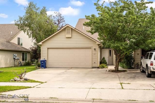 22 N 25th Avenue, Bozeman, MT 59718 (MLS #362201) :: Montana Home Team