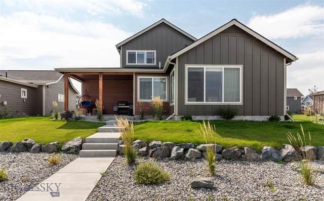 5529 Redhaven Street, Bozeman, MT 59718 (MLS #362202) :: Berkshire Hathaway HomeServices Montana Properties