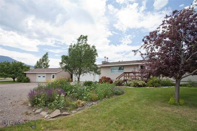 145 Sunset Drive, Livingston, MT 59047 (MLS #362208) :: Berkshire Hathaway HomeServices Montana Properties