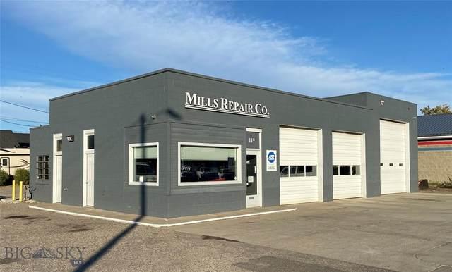 119 W Main, Belgrade, MT 59714 (MLS #362214) :: Hart Real Estate Solutions