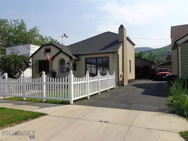 705 W 4th Street, Anaconda, MT 59711 (MLS #362218) :: Montana Mountain Home, LLC