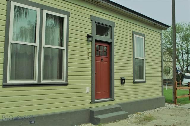 209 Curtis Street, Butte, MT 59701 (MLS #362220) :: Montana Mountain Home, LLC