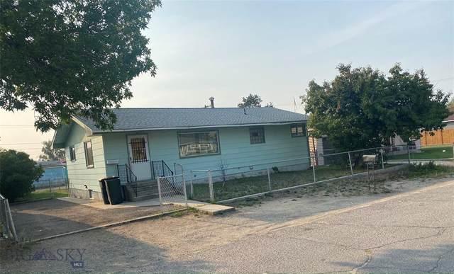 1911 Thornton, Butte, MT 59701 (MLS #362225) :: L&K Real Estate