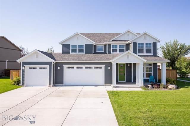 461 Stewart Loop, Bozeman, MT 59718 (MLS #362235) :: Carr Montana Real Estate