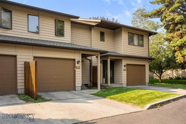 1611 W Koch Street #24, Bozeman, MT 59715 (MLS #362249) :: Montana Life Real Estate
