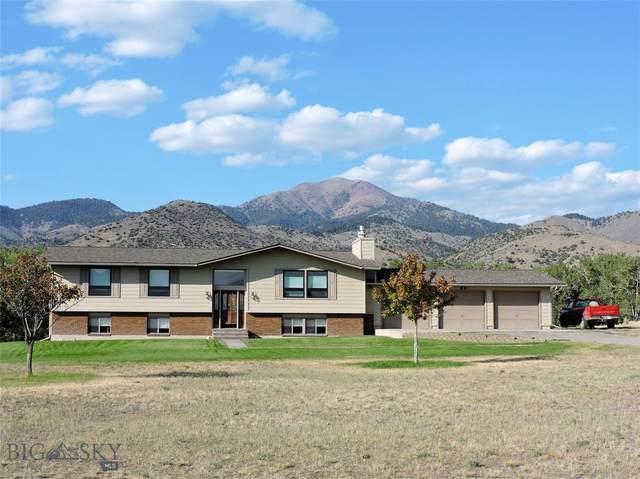 325 Wisconsin Creek, Sheridan, MT 59749 (MLS #362261) :: L&K Real Estate