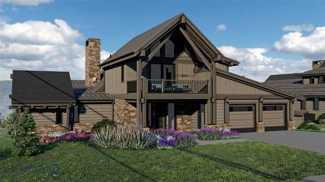 117 Martingale Fork #6, Big Sky, MT 59716 (MLS #362266) :: Black Diamond Montana