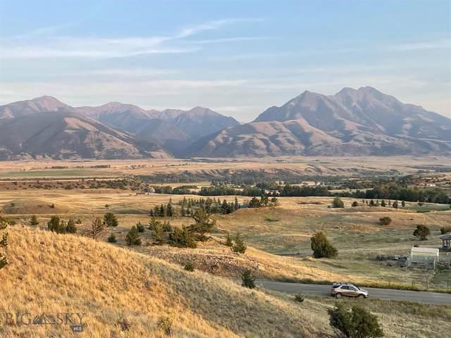 Lot 28B Capricorn Drive, Emigrant, MT 59027 (MLS #362276) :: Montana Home Team