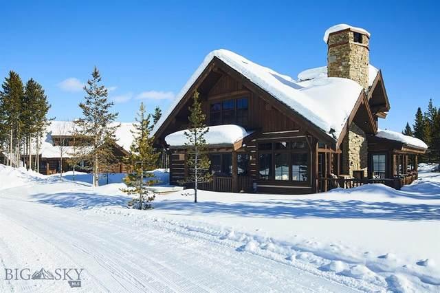 59 Homestead Cabin Fork, Big Sky, MT 59716 (MLS #362279) :: Berkshire Hathaway HomeServices Montana Properties