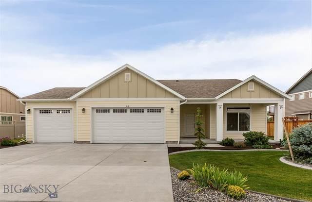 68 Knadler Drive, Bozeman, MT 59718 (MLS #362280) :: Montana Life Real Estate