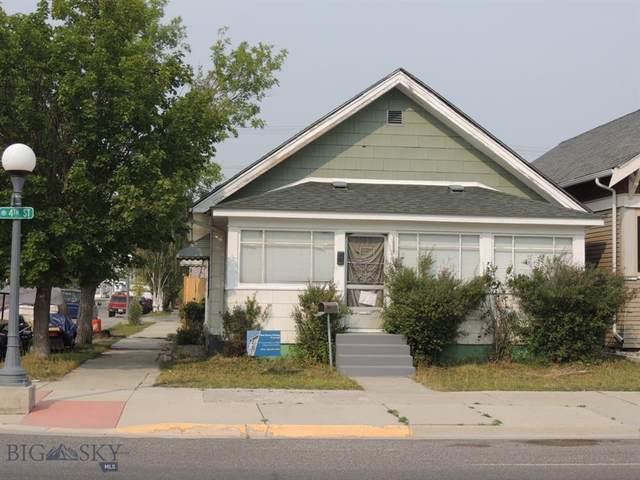 1000 E 4th & 311 Adams Street, Anaconda, MT 59711 (MLS #362286) :: Montana Home Team