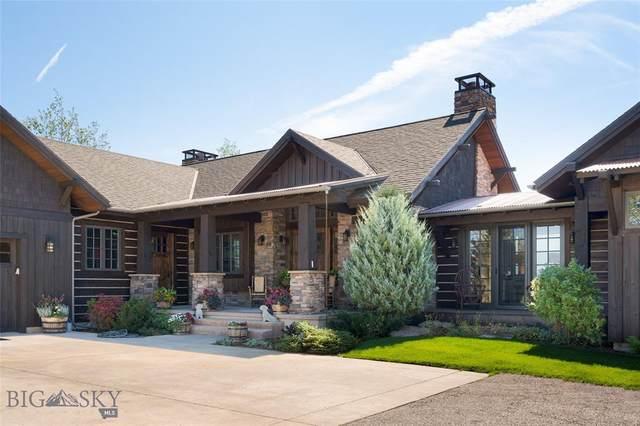 60 Columbine Court, Bozeman, MT 59715 (MLS #362290) :: Montana Mountain Home, LLC