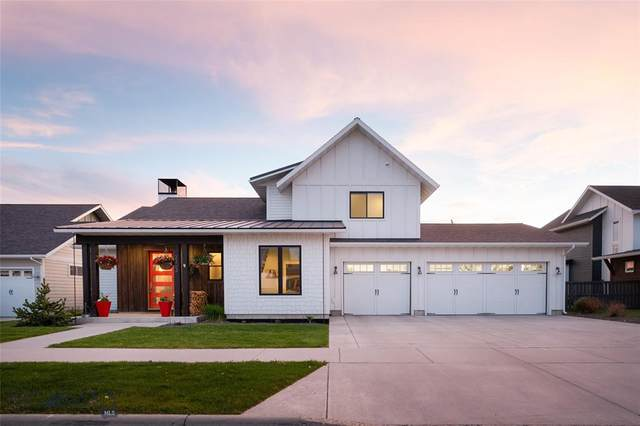 2363 Thoroughbred Lane, Bozeman, MT 59718 (MLS #362311) :: Hart Real Estate Solutions
