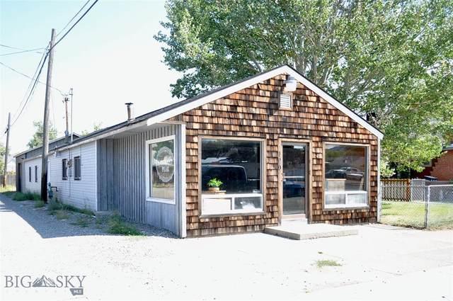 120 N E St, Livingston, MT 59047 (MLS #362341) :: Hart Real Estate Solutions