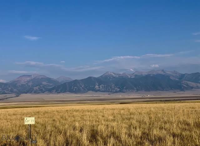 77 Montana Way, Ennis, MT 59729 (MLS #362342) :: Carr Montana Real Estate