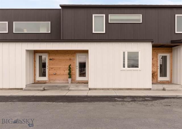 2448 Gallatin Green Unit E Boulevard, Bozeman, MT 59718 (MLS #362353) :: Montana Life Real Estate