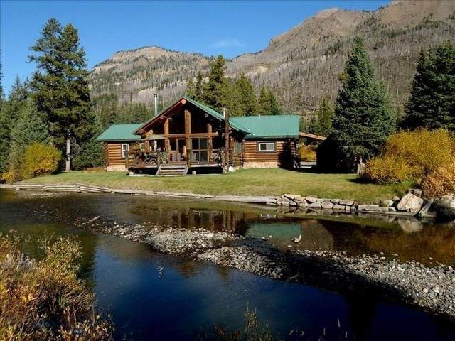 tbd Monument Ave, Silver Gate, MT 59081 (MLS #362358) :: Carr Montana Real Estate