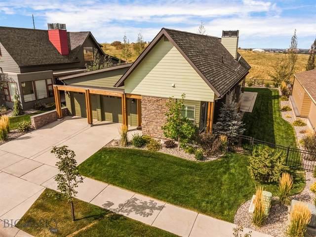1449 Kenyon Drive, Bozeman, MT 59715 (MLS #362367) :: Montana Life Real Estate
