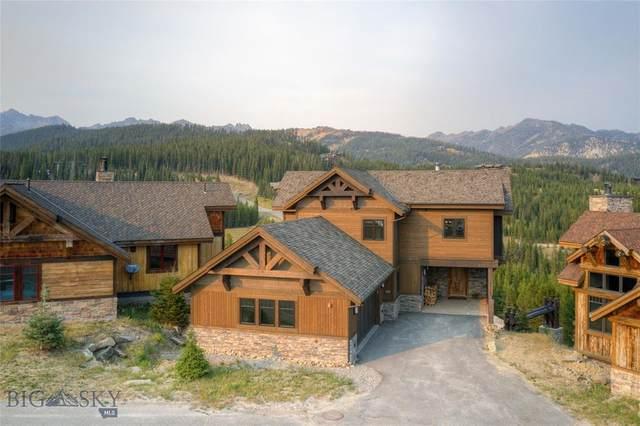 14 Upper Cascade Ridge Road 206, Big Sky, MT 59716 (MLS #362369) :: Berkshire Hathaway HomeServices Montana Properties