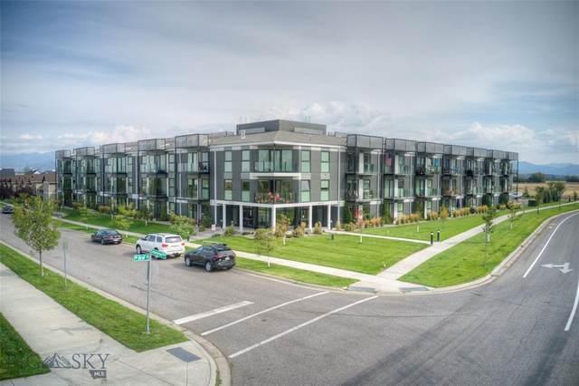 476 Enterprise Boulevard #316, Bozeman, MT 59718 (MLS #362375) :: Montana Life Real Estate