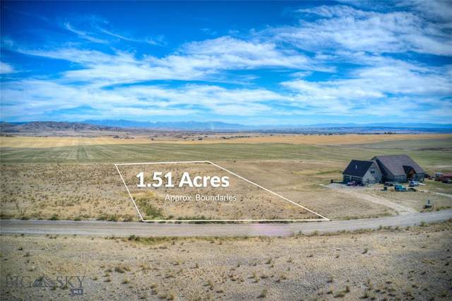 TBD Zachary Peak Trail, Three Forks, MT 59752 (MLS #362377) :: Hart Real Estate Solutions