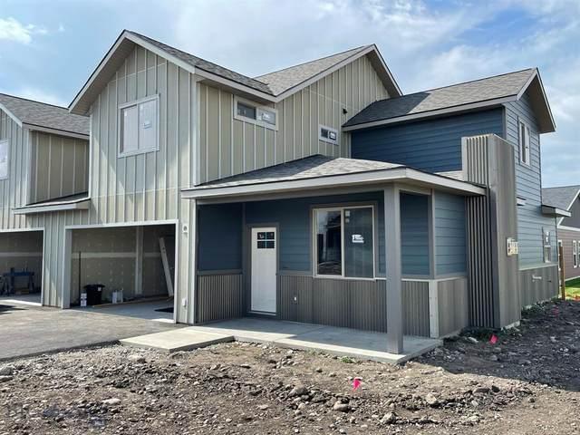 819 B Milky Way Drive, Bozeman, MT 59718 (MLS #362388) :: Berkshire Hathaway HomeServices Montana Properties