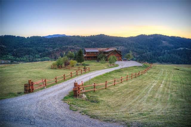662 Coffee Creek, Bozeman, MT 59715 (MLS #362395) :: Montana Life Real Estate