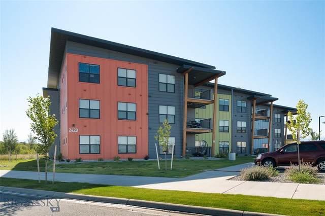 2420 Tschache Lane #204, Bozeman, MT 59718 (MLS #362396) :: Carr Montana Real Estate
