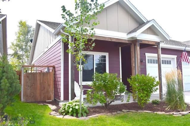 4372 Glenwood Drive, Bozeman, MT 59718 (MLS #362399) :: Berkshire Hathaway HomeServices Montana Properties