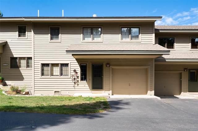 55 Woodbine, Big Sky, MT 59716 (MLS #362412) :: Montana Life Real Estate