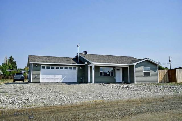 305 Lathrop Street W, Clyde Park, MT 59018 (MLS #362416) :: Montana Life Real Estate
