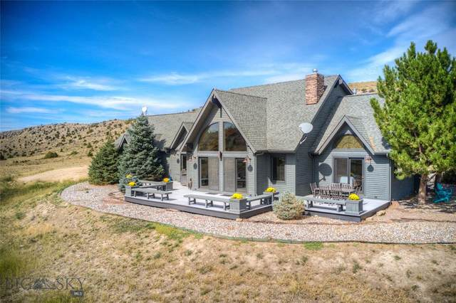 55 N River Connection Road, Manhattan, MT 59741 (MLS #362419) :: Montana Life Real Estate