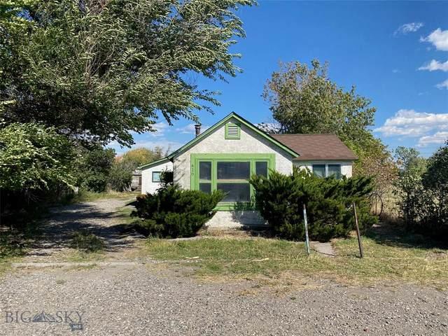 416 N K Street, Livingston, MT 59047 (MLS #362425) :: Carr Montana Real Estate