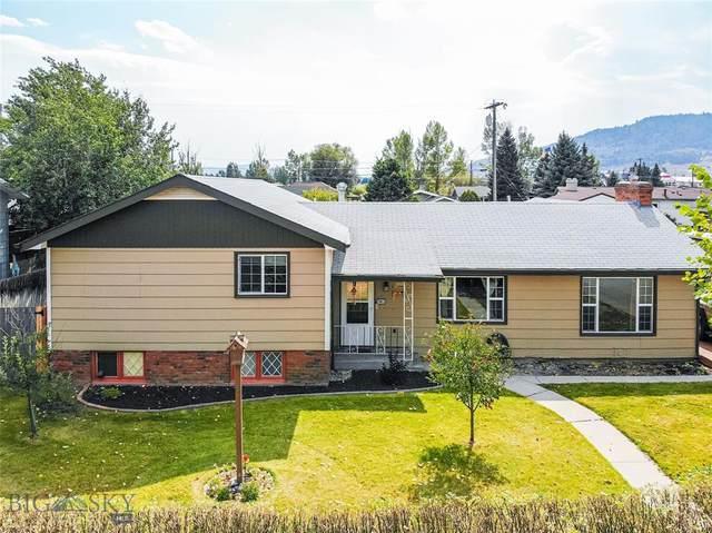 1110 Dewey, Butte, MT 59701 (MLS #362434) :: Montana Life Real Estate